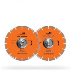 Алмазные диски БУРАН (cut-n-break) Ø230/комплект (левый и правый)